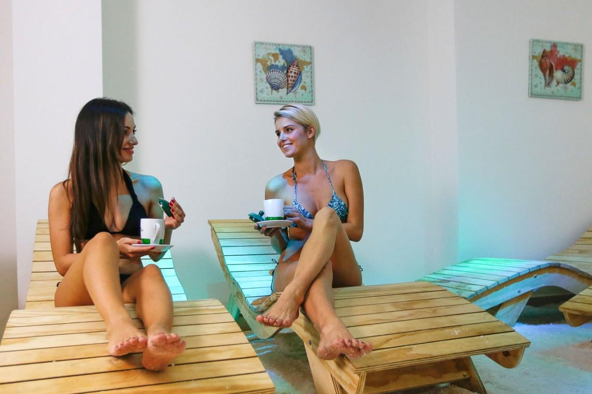 Percorso spa sauna finlandese bagno turco grotta del sale - Bagno turco controindicazioni ...